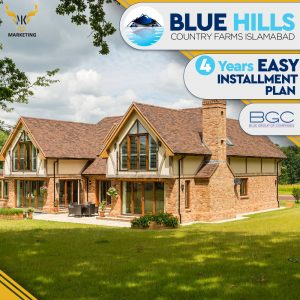 Blue Hills Country Farms House Islamabad